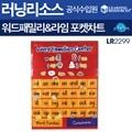[러닝리소스] 워드 패밀리 센터 포켓차트(LR 2299)* /초등영어/유아영어