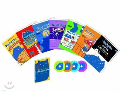 Big Fat Cat Book & CD Set