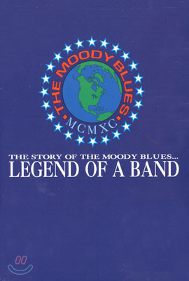 Moody Blues - Legend Of A Band