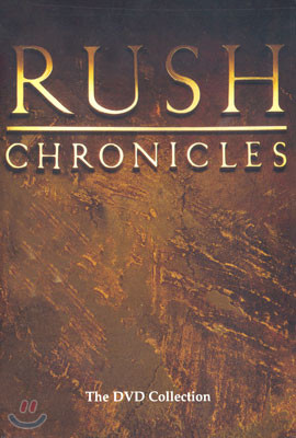 Rush (러쉬) -  Chronicles: The DVD Collection