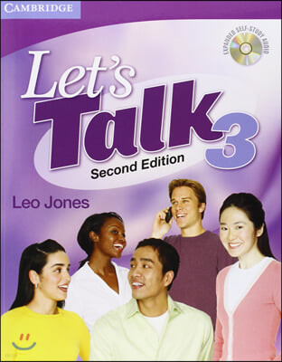Let`s Talk 3 : Student`s Book, 2/E