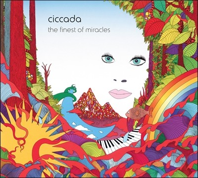 Ciccada - 2집 The Finest Of Miracles [LP]