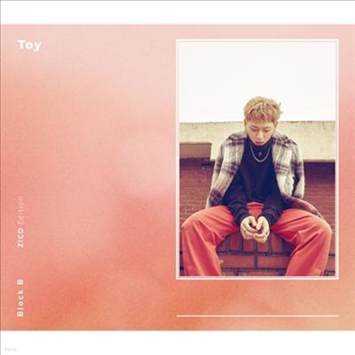 블락비 (Block.B) - Toy (CD+DVD) (지코 Edition)
