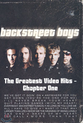 Backstreet Boys The Greatest Vedio Hits - Chapter One