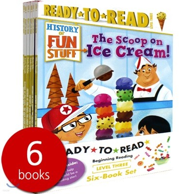 Ready-to-Read Level 3 : History of Fun Stuff