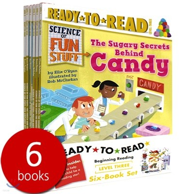 Ready-to-Read : Science of Fun Stuff Value Pack