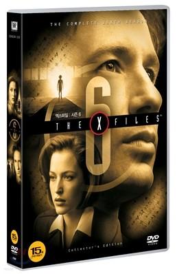 엑스 파일 : 시즌 6 박스 셋트 (6Disc)