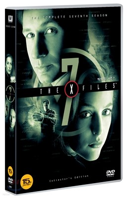 엑스 파일 : 시즌 7 박스 셋트 (6Disc)