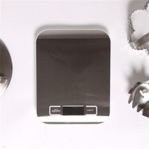 스테인레스 LCD 디지털 전자저울