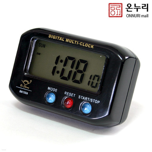 [BoSheng] Digital Multi_Clock