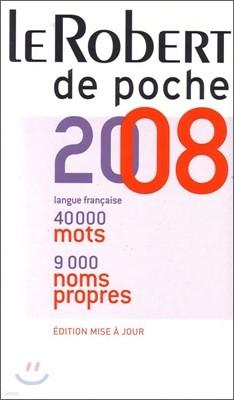 Le Robert de poche 2008