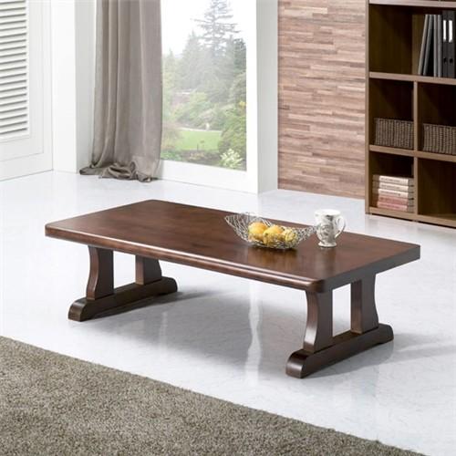 [채우리] 비마 소나무 원목좌탁 1200
