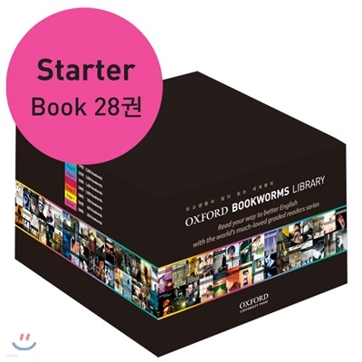Oxford Bookworms Library Starter Pack [28종]