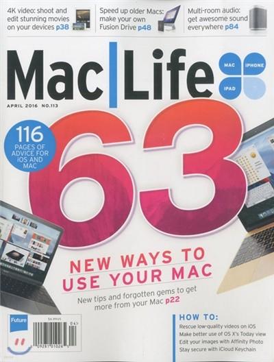 [정기구독]MAC LIFE (월간지)
