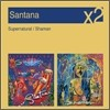 [YES24 �ܵ�] Santana - Supernatural + Shaman (New Disc Box Sliders Series)