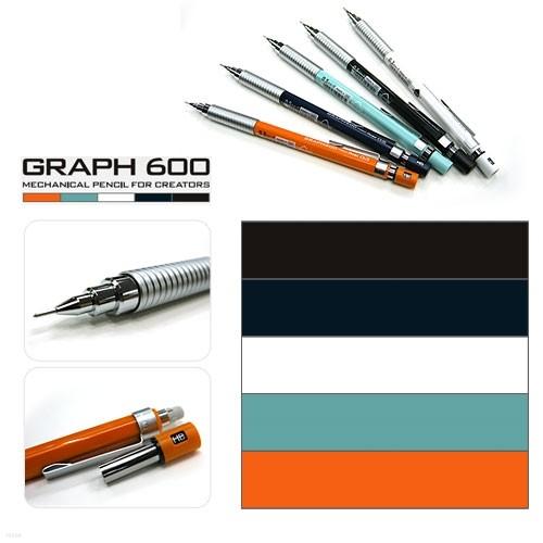 펜텔 샤프 그래프 600 PG605 PG603 / 0.3mm 0.5mm