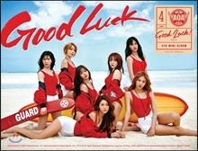 ���̿����� (AOA) - �̴Ͼٹ� 4�� : Good Luck [WEEK (A Ver.)]