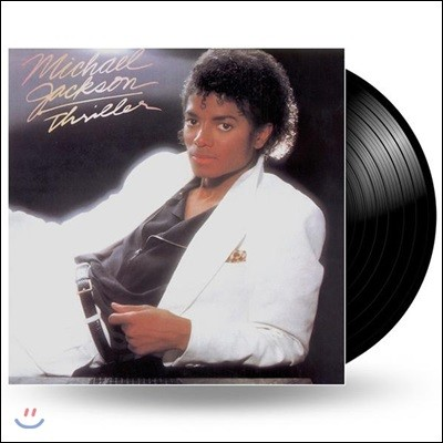 Michael Jackson (마이클 잭슨) - Thriller [LP]