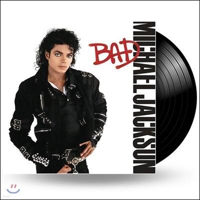 Michael Jackson (마이클 잭슨) - Bad [LP]