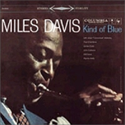 Miles Davis - Kind Of Blue (Limited Edition) (Sonybmg Original Albums On LP)