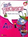 EFL Phonics 1 Single Letter Sounds : Student Book (New Edition)