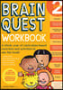 Brain Quest Workbook : Grade 2, Ages 7-8