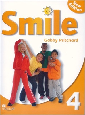 Smile 4 : Student Book (New Edition)