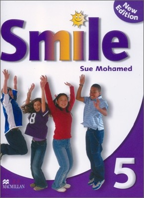 Smile 5 : Student Book (New Edition)