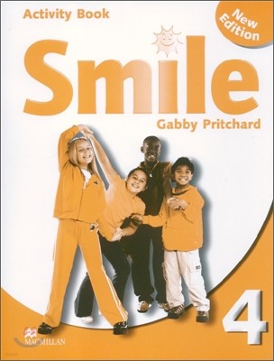 Smile 4 : Activity Book (New Edition)