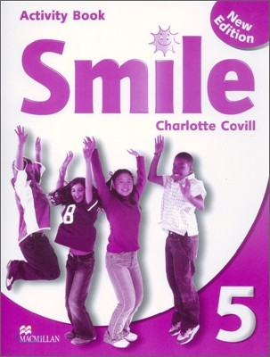 Smile 5 : Activity Book (New Edition)