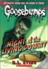 Classic Goosebumps #1 : Night Of The Living Dummy