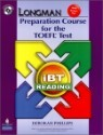 Longman Preparation Course for the TOEFL Test (2E) : iBT Reading