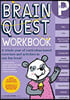 Brain Quest Workbook : Pre-K, Ages 4-5