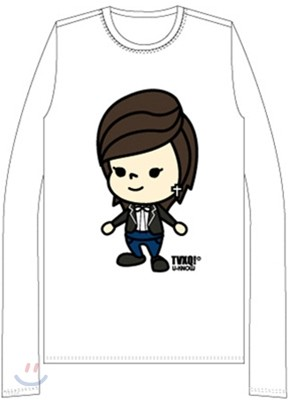 동방신기 캐릭터 티셔츠 : 유노윤호