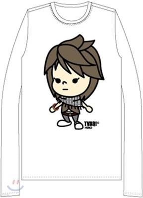 동방신기 캐릭터 티셔츠 : 영웅재중