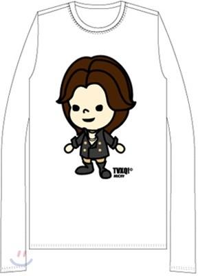 동방신기 캐릭터 티셔츠 : 믹키유천
