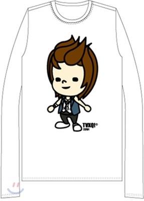 동방신기 캐릭터 티셔츠 : 시아준수