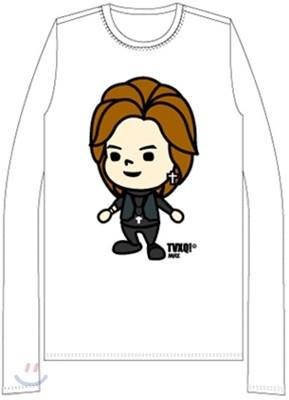 동방신기 캐릭터 티셔츠 : 최강창민