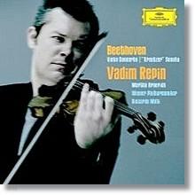 """Vadim Repin 베토벤: 바이올린 협주곡, 소나타 9번 `크로이쳐` - 바딤 레핀 (Beethoven: Violin Concerto, """"kreutzer"""" Sonata Op.47)"""