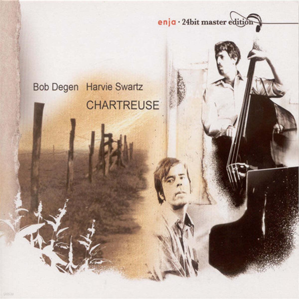 Bob Degen (밥 데겐) - Chartreuse (1977)