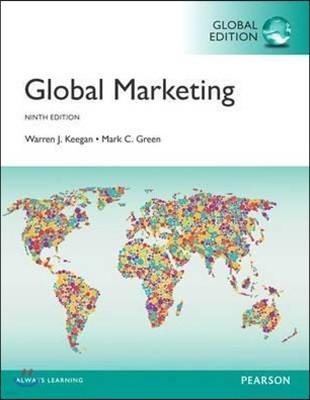 Global Marketing, 9/E