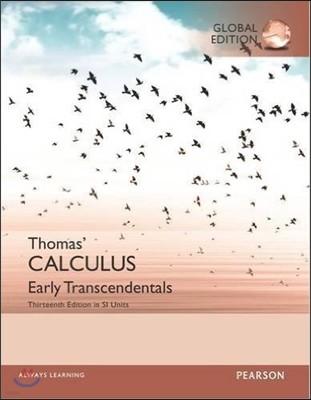 Thomas' Calculus, 13/E