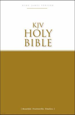 Economy Bible-KJV: Beautiful. Trustworthy. Timeless