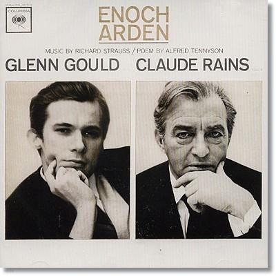 Glenn Gould 슈트라우스 : 이녹 아든 (Richard Strauss, TENNYSON: Enoch Arden, Op. 38) 글렌 굴드