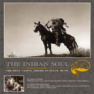 The Indian Soul (인디언 소울): The Best Native American Flute Music