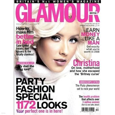 [정기구독] Glamour UK (반년간)