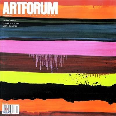 [정기구독] Artforum International (월간)