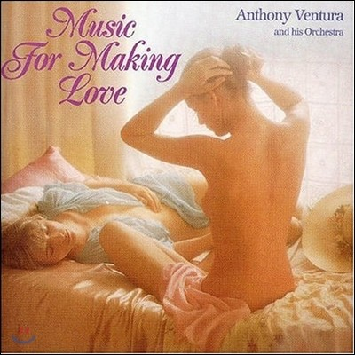 [중고] Anthony Ventura Orchestra / Music For Making Love (수입)