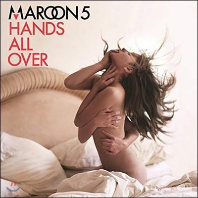 Maroon 5 (마룬 파이브) - Hands All Over 3집 [LP]