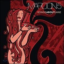 Maroon 5 - Songs About Jane 마룬 파이브 데뷔 앨범 [LP]